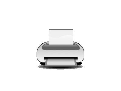 Etiquette Printer 01 Computer
