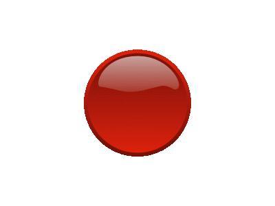 Button Red Benji Park 01 Computer