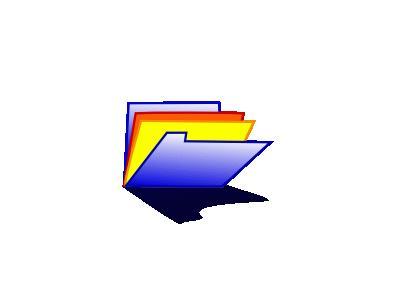 Folder Icon 01 Computer