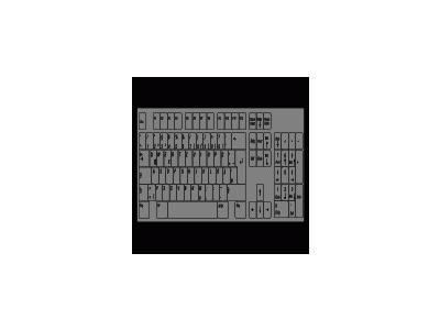 Computer Keyboardlayout De Computer