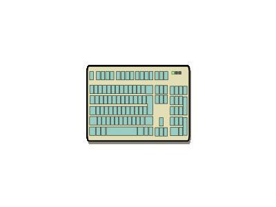 Keyboard 01 Computer