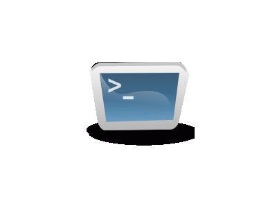 Gnome Terminal Computer