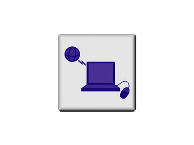 Hotel Icon Internet Con 01 Computer