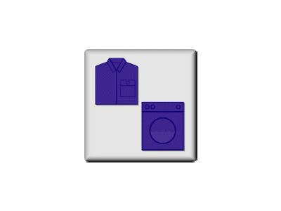 Hotel Icon Laundry Serv 01 Computer