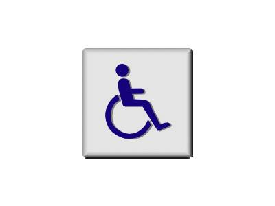 Hotel Icon Wheelchair A 01 Computer