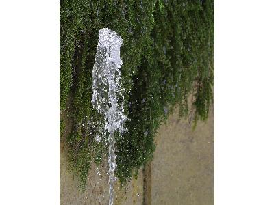 Photo Big Fountain Water Building