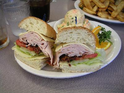 Photo Big Deli Sandwiches Food