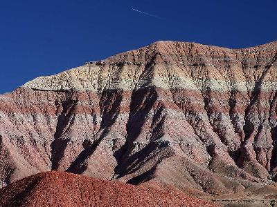 Photo Big Painted Desert Landscape