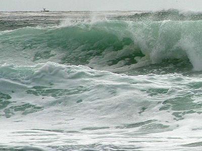 Photo Big Waves Ocean