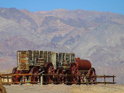 Photo Big 20 Mule Train Travel