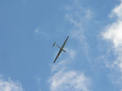 Photo Big Sailplane Vehicle
