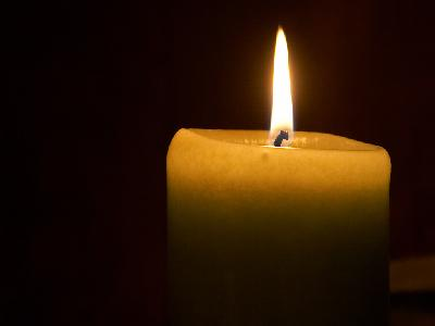 Photo Big Candle Flame Other