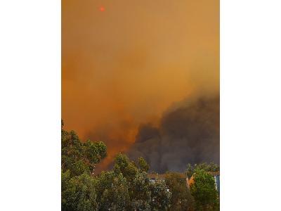 Photo Big Smoke Fire Other