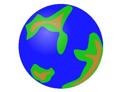 Svg Globe Big Geography