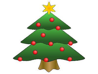 Christmas Tree 02 Big Plants