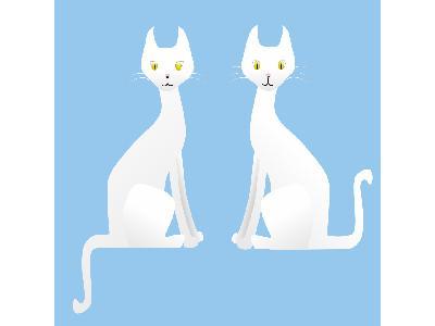 Two Cats Tess Brady 01 Big Recreation