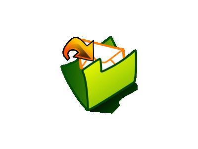 Folder Inbox Computer