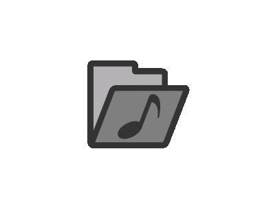 Folder Music Computer