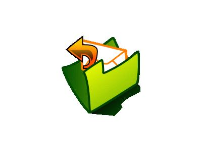 Folder Outbox Computer