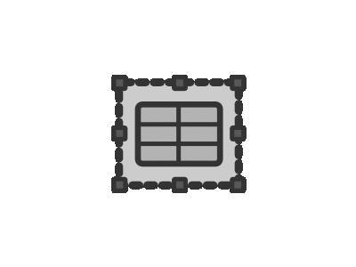 Frame Spreadsheet Computer