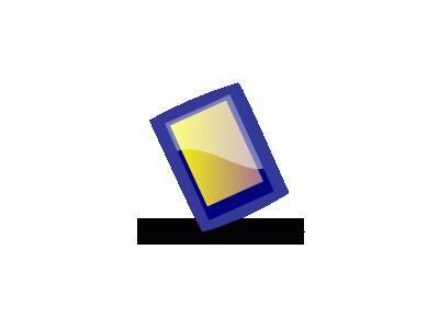 PDA BLUE Computer