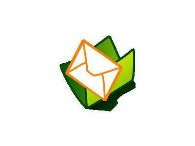 Folder Mail Computer