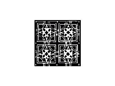 Motivo Geometrico Archit 01 Decoration
