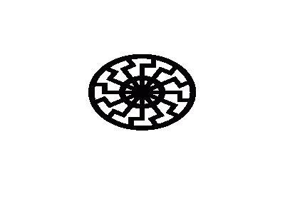Sunwheel Vikingdread 01 Decoration