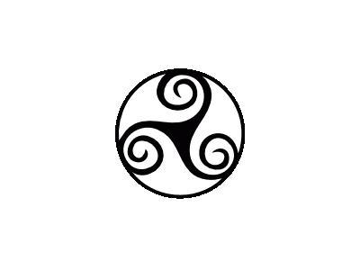 Celtic Triskell 01 Decoration