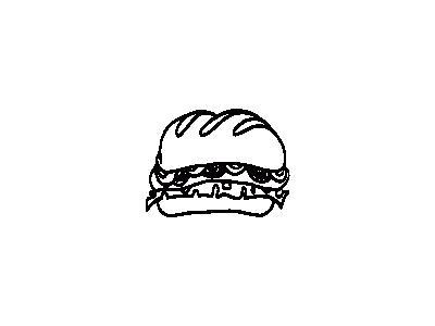 Sandwich One Bw Jean Vic 01 Food