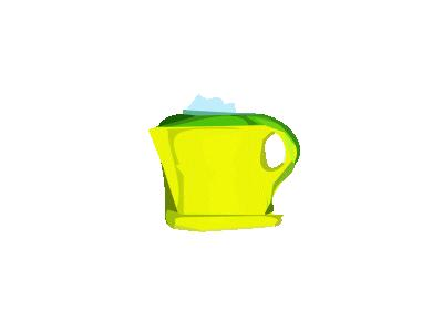 A Teapot 01 Food