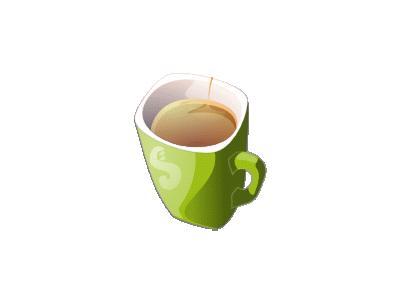 Zielony Kubek Herbaty   01 Food