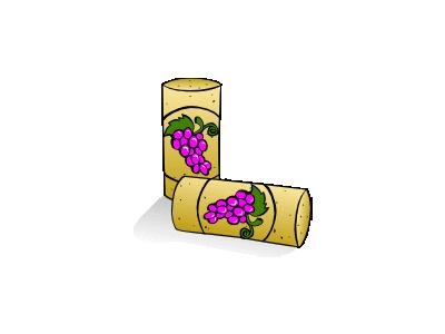 Wine Corks Ganson Food