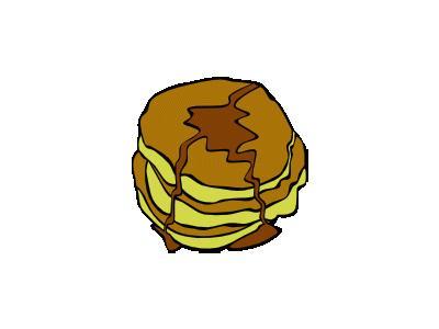 Pancakes Ganson Food