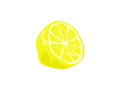 Lemon Half Ganson Food