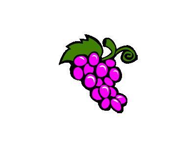 Grapes Simple Food