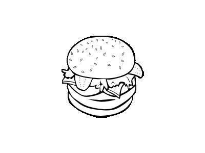 Hamburger Bw Food