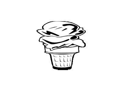 Cone Alt2 Bw Food
