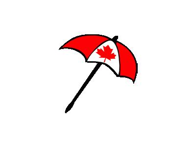 Canada Umbrella Ganson Geography