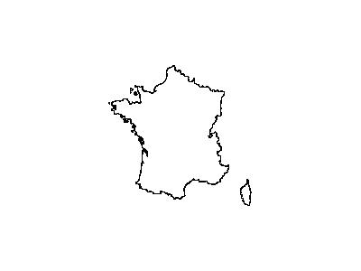 Carte De France 01 Geography