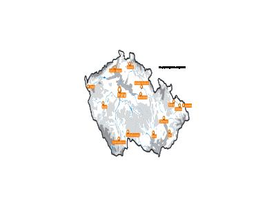 Czech Republic Map Lumen 01 Geography