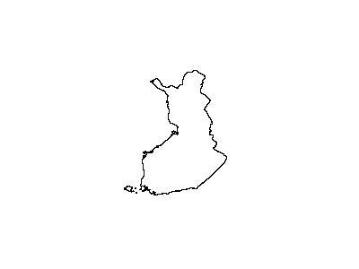Map Of Finland Jarno Vas 01 Geography