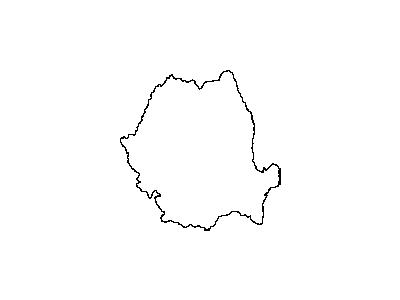 Romania Map Contour Alex 01 Geography