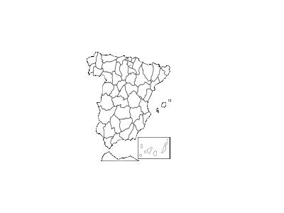 Spain Provinces Sherrera 01 Geography