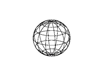 Wire Globe 01 Geography