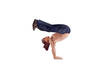 Handstand Andrew Fitzsim 01 People