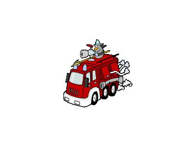 Fire Engine Mimooh 01 People