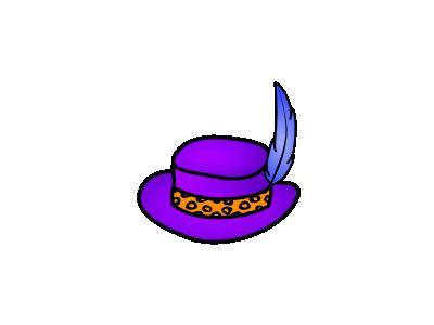 Pimp Hat James Birkett 01 People