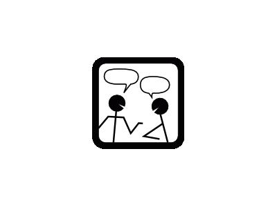 Chat Icon 01 People
