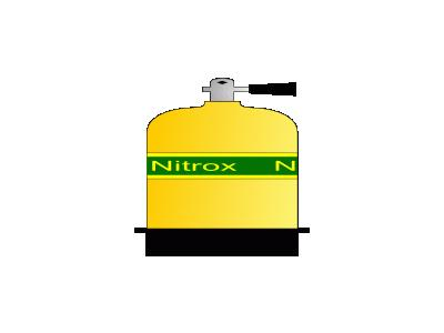 Nitrox Scuba Tank 01 Recreation